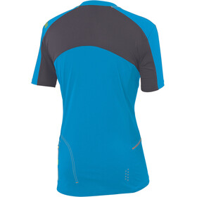 Karpos Casatsch Jersey Men Dresden Blue/Dark Grey